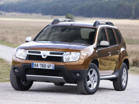 dacia duster essence 1