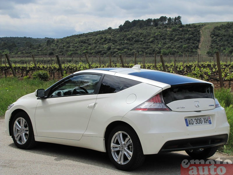 Photo Honda CRZ 1.5 i-VTEC modèle 2010