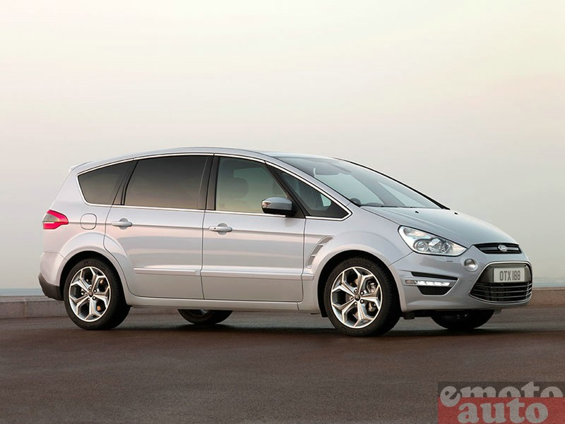 Photo Ford S-Max 2.0 TDCi 163 PowerShift modèle 2010