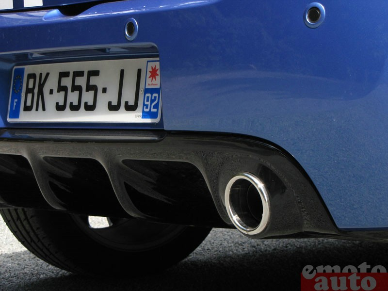 Photo Renault Clio RS Gordini modèle 2011