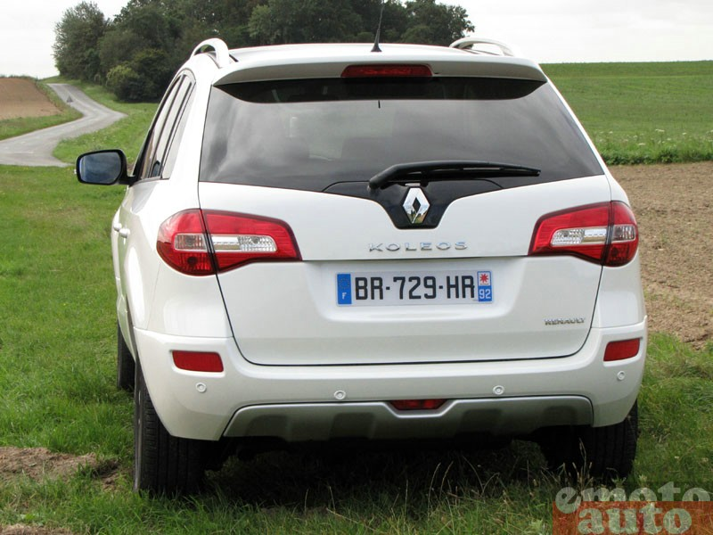 Photo Renault Koleos 2.0 dCi 150 modèle 2011