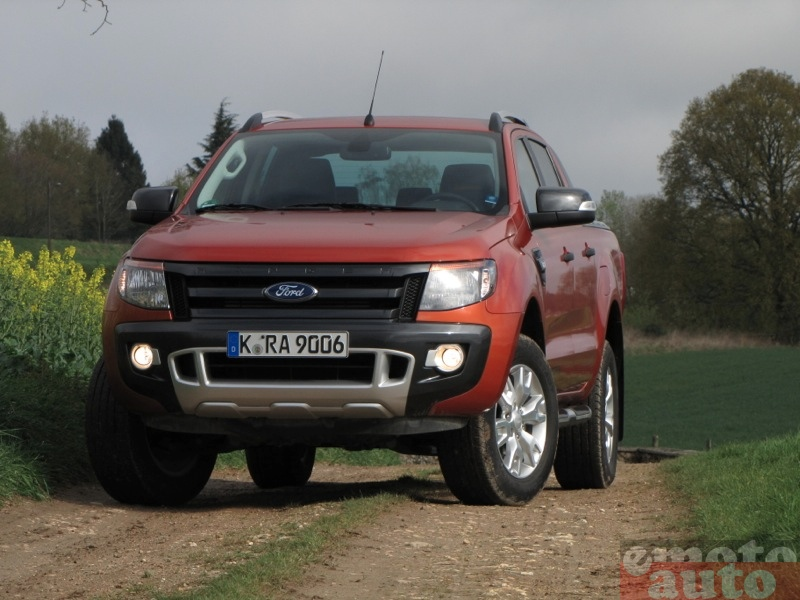 Photo Ford Ranger 3.2 TDCi 200 modèle 2012