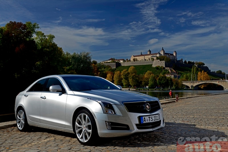 Photo Cadillac ATS 2.0 RWD modèle 2012