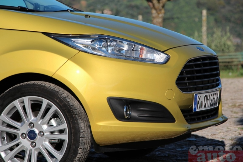 Photo Ford Fiesta 1.0 EcoBoost 125 modèle 2012