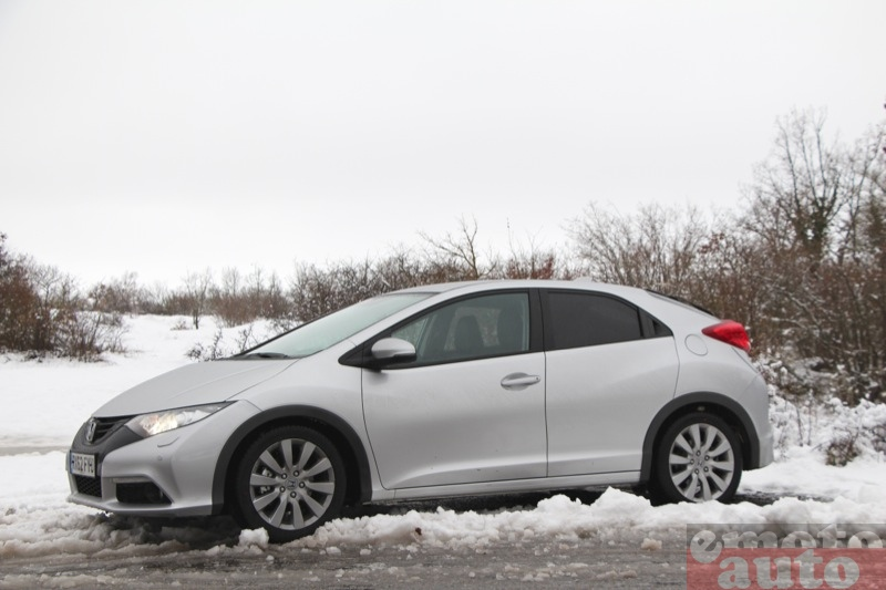 Photo Honda Civic 1.6 i-DTEC 120 modèle 2013