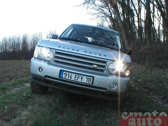 Photo LandRover Range Rover TDV8 Vogue modèle 2008
