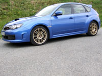 Photo 22 Essai Subaru Impreza WRX STI 2008