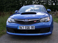 Photo 26 Essai Subaru Impreza WRX STI 2008