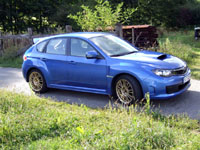Photo 28 Essai Subaru Impreza WRX STI 2008