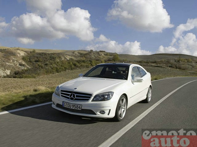 Photo Mercedes CLC 220 CDI modèle 2008