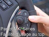 Kit main libre Parrot MKi Series par Jean-Michel Lainé