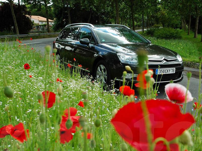 Essai Citroën C5 Tourer 2.0 HDi 138 2008 par Jérémie Lacasta