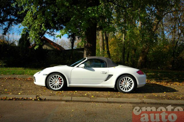Photo Porsche Boxter Design Edition 2 modèle 2008