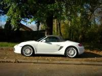 Photo 9 Essai Porsche Boxter Design Edition 2 2008