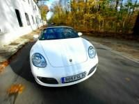 Photo 16 Essai Porsche Boxter Design Edition 2 2008