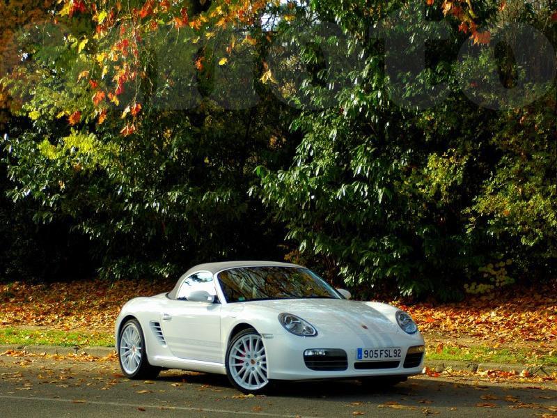 Essai Porsche Boxter Design Edition 2 2008 par Jérémie Lacasta