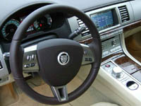 Photo 2 Essai Jaguar XF 2.7 D V6 Luxe Premium 2009