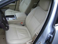 Photo 4 Essai Jaguar XF 2.7 D V6 Luxe Premium 2009