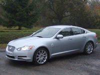 Photo 5 Essai Jaguar XF 2.7 D V6 Luxe Premium 2009