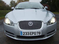Photo 13 Essai Jaguar XF 2.7 D V6 Luxe Premium 2009
