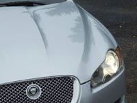 Photo 14 Essai Jaguar XF 2.7 D V6 Luxe Premium 2009