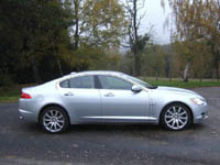 Photo 17 Essai Jaguar XF 2.7 D V6 Luxe Premium 2009