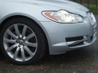 Photo 18 Essai Jaguar XF 2.7 D V6 Luxe Premium 2009