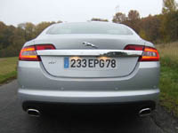Photo 28 Essai Jaguar XF 2.7 D V6 Luxe Premium 2009