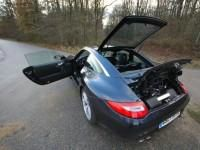 Photo 2 Essai Porsche 911 Targa 4S 2009