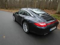 Photo 10 Essai Porsche 911 Targa 4S 2009