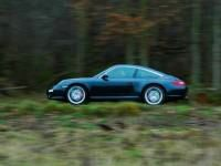 Photo 13 Essai Porsche 911 Targa 4S 2009