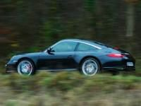 Photo 14 Essai Porsche 911 Targa 4S 2009