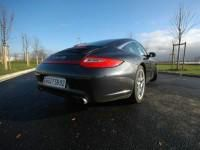 Photo 17 Essai Porsche 911 Targa 4S 2009