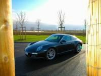 Photo 18 Essai Porsche 911 Targa 4S 2009