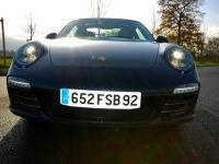 Photo 20 Essai Porsche 911 Targa 4S 2009