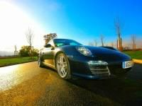 Photo 21 Essai Porsche 911 Targa 4S 2009