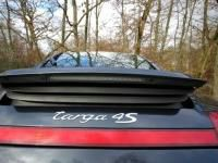 Photo 28 Essai Porsche 911 Targa 4S 2009