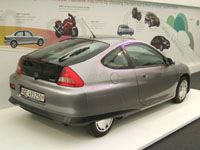 Photo 3 Essai Honda Insight Hybrid 2009