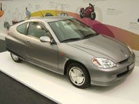 Photo 4 Essai Honda Insight Hybrid 2009