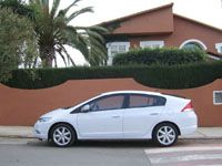 Photo 5 Essai Honda Insight Hybrid 2009
