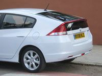 Photo 6 Essai Honda Insight Hybrid 2009