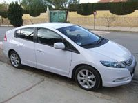 Photo 7 Essai Honda Insight Hybrid 2009