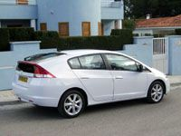 Photo 17 Essai Honda Insight Hybrid 2009