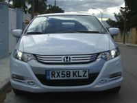 Photo 20 Essai Honda Insight Hybrid 2009