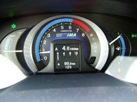 Photo 30 Essai Honda Insight Hybrid 2009