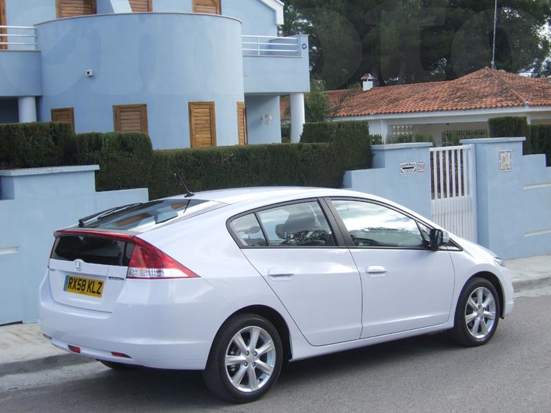 Essai Honda Insight Hybrid 2009 par Jean-Michel Lainé
