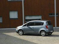 Photo 11 Essai Mitsubishi Colt 1.3 ClearTec 2009