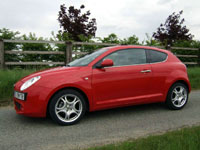 Photo 13 Essai Alfa-Romeo MiTo 1.6 JTDm 2009