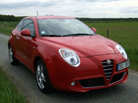 Photo 15 Essai Alfa-Romeo MiTo 1.6 JTDm 2009