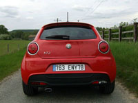 Photo 16 Essai Alfa-Romeo MiTo 1.6 JTDm 2009
